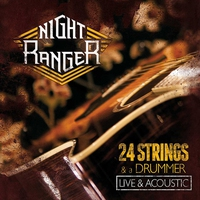 Cover of the track 24 Strings & a Drummer (Live and Acoustic)