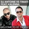 Couverture du titre Welcome To St. Tropez