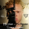 Couverture de l'album The Monster (feat. Human) - Single