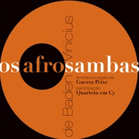 Cover of the track Os Afro-Sambas de Baden e Vinicius