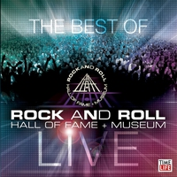 Cover of the track The Best of Rock and Roll Hall of Fame Live
