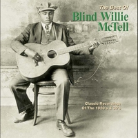 Couverture du titre The Best of Blind Willie McTell