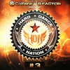 Cover of the album Hard Dance Nation, Vol. 3 (Presented By Caffeine & S-Factor)