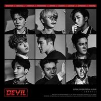 Cover of the track DEVIL - SUPER JUNIOR SPECIAL ALBUM