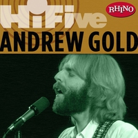 Cover of the track Rhino Hi-Five: Andrew Gold - EP