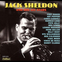 Couverture du titre Jack Sheldon and His All Stars