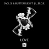 Cover of the track Love (Radio Edit) [feat. Judge]