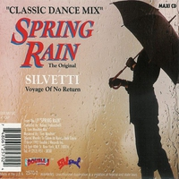 Cover of the track Spring Rain (Club Mix)