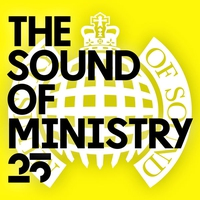 Cover of the track The Sound of Ministry 25 - Ministry of Sound