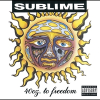 Cover of the track 40 oz. to Freedom