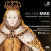 Couverture de l'album Byrd: Second Service & Consort Anthems
