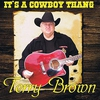 Cover of the album It's a Cowboy Thang