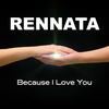 Couverture de l'album Because I Love You - Single