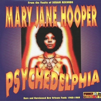 Cover of the track Psychedelphia (Rare and unreleased New Orleans funk 1968-1969)