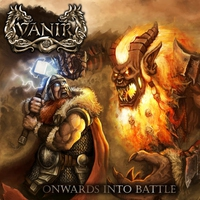 Cover of the track Onwards Into Battle