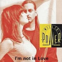 Couverture du titre I'm Not in Love - Single