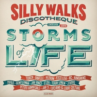 Cover of the track Silly Walks Discotheque - Storms of Life (Deluxe Edition)
