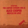 Cover of the album Muscle of Love