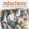 Couverture de l'album Choeurs Basques