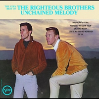 Couverture du titre The Very Best of the Righteous Brothers - Unchained Melody