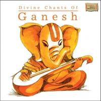 Couverture du titre Divine Chants of Ganesh
