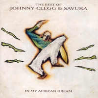 Cover of the track The Best of Johnny Clegg & Savuka - In My African Dream