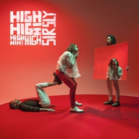 Cover of the track High - Single