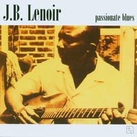 Cover of the track Passionate Blues