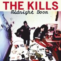 Couverture du titre Midnight Boom (Bonus Track Version)