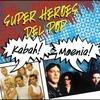 Couverture de l'album Súper Héroes del Pop