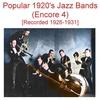 Couverture de l'album Popular 1920's Jazz Bands (Encore 4) [Recorded 1926-1931]