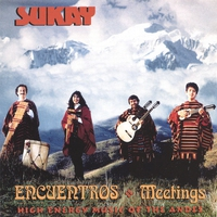 Cover of the track Encuentros (Meetings)