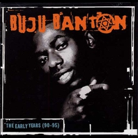 Cover of the track Buju Banton - The Early Years (90-95)