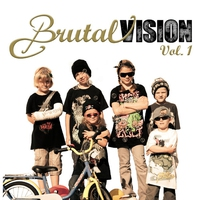 Cover of the track Brutal Vision, Vol. 1