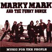 Cover of the track Music for the People