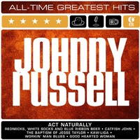 Cover of the track Johnny Russell: All-Time Greatest Hits