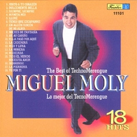 Cover of the track Lo Mejor del Techno Merengue