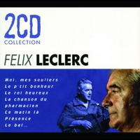 Couverture du titre Félix Leclerc