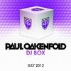 Cover of the album DJ Box - July 2012