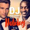 Couverture de l'album Holiday (feat. Akon) - Single