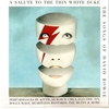 Cover of the album A Salute to the Thin White Duke: The Songs of David Bowie