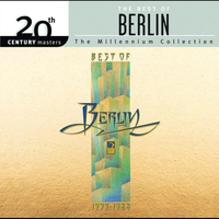 Cover of the track 20th Century Masters - The Millennium Collection: The Best of Berlin 1979-1988
