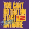 Couverture de l'album You Can't Do That on Stage Anymore, Vol. 2 (The Helsinki Concert)
