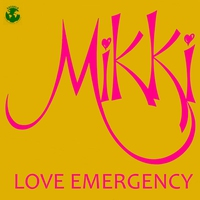 Cover of the track Love Emergency - EP
