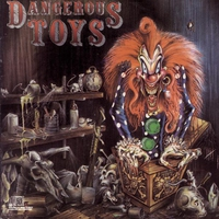 Couverture du titre Dangerous Toys