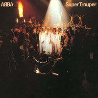 Cover of the track Super Trouper