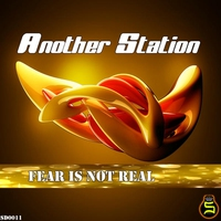 Cover of the track Fear Is Not Real - Single