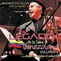 Couverture du titre Legado de la Salsa Venezolana, Vol. 1... Donde Comienza el Sabor!!!