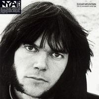 Couverture du titre Sugar Mountain: Live at Canterbury House 1968
