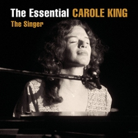 Cover of the track The Essential Carole King, Vol. 1: The Singer